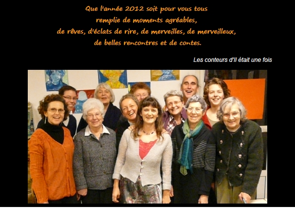 L'ASSEMBLÉE GÉNÉRALE 2011