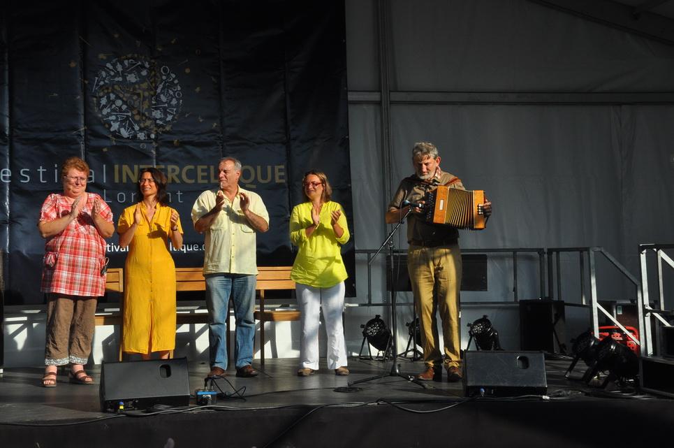 Nous participerons au Festival Interceltique de Lorient.