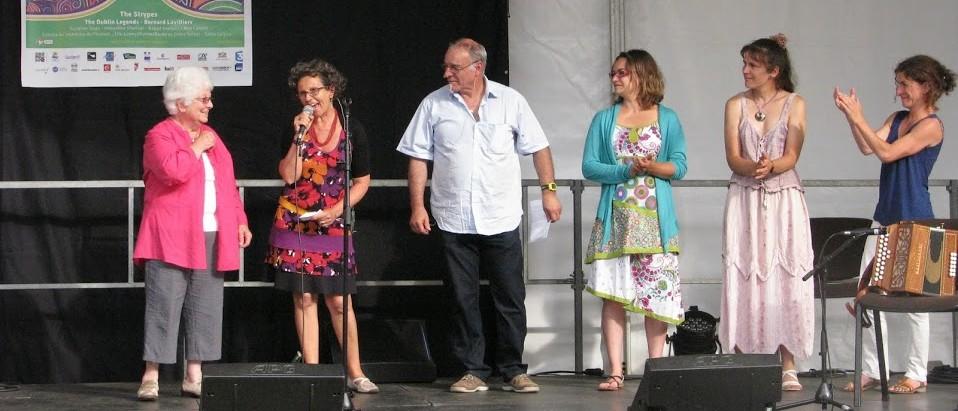 Il était une fois… au Festival Interceltique de Lorient