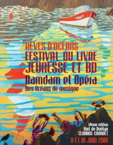 Au festival Rêves d'Océans à Doëlan