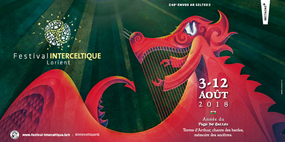 Album Festival Interceltique 2018
